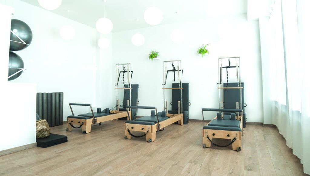 maquinas pilates