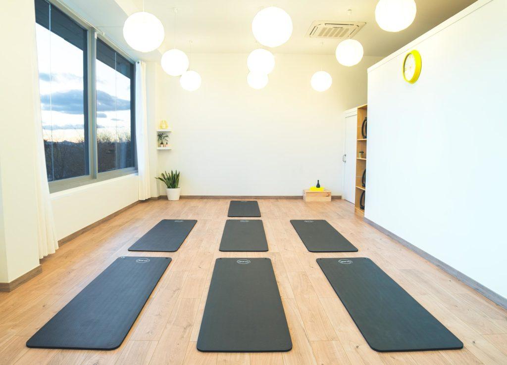 instalaciones pilates